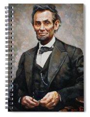 President Spiral Notebooks