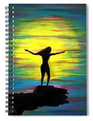 Nude Spiral Notebooks