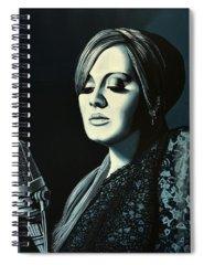 Adele Spiral Notebooks