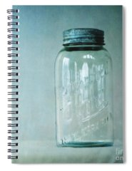 Jar Spiral Notebooks