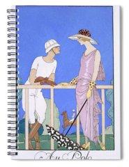 Attractiveness Spiral Notebooks