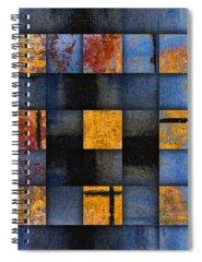 Fall Spiral Notebooks