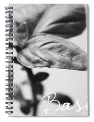 Garden Mixed Media Spiral Notebooks