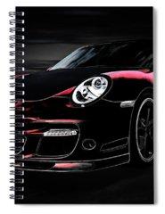 Fiber Spiral Notebooks