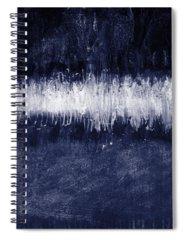 Night Sky Spiral Notebooks