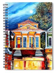 Porch Paintings Spiral Notebooks