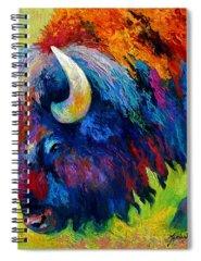 Mammals Spiral Notebooks