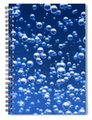 Liquid Spiral Notebooks
