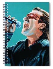 Bono Spiral Notebooks