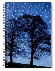 Peacefulness Spiral Notebooks