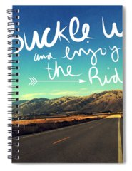 Driving Spiral Notebooks