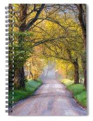 Cove Spiral Notebooks
