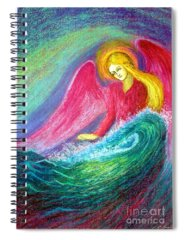 Divine Love Spiral Notebooks