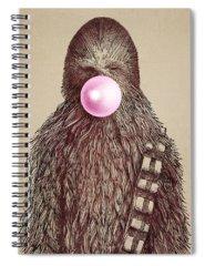 Movie Spiral Notebooks