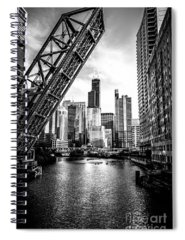 City Spiral Notebooks