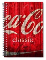 Caffeine Spiral Notebooks