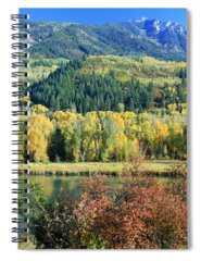 Somerset County Photographs Spiral Notebooks