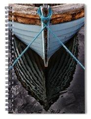 Shrimp Boats Spiral Notebooks