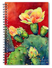 Bloom Paintings Spiral Notebooks