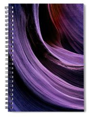 Page Photographs Spiral Notebooks