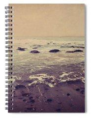 Bowling Ball Beach Spiral Notebooks