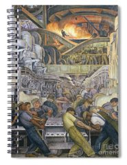 Industry Spiral Notebooks
