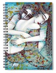 Love Spiral Notebooks