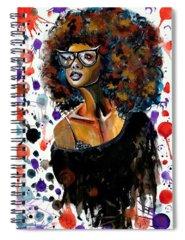 Beautiful Spiral Notebooks