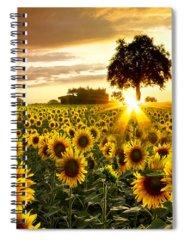 Farm Spiral Notebooks