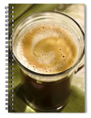 Mug Photographs Spiral Notebooks