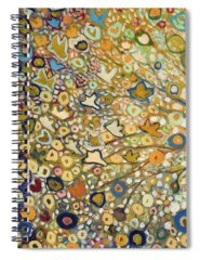 Gold Spiral Notebooks