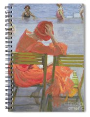 Pool Deck Spiral Notebooks