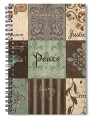 Virtue Spiral Notebooks