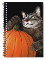 Wicca Spiral Notebooks