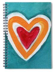 Family Spiral Notebooks