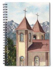 Steeple Spiral Notebooks