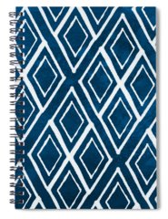 Pattern Spiral Notebooks