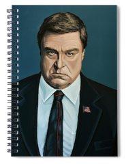 Dan Connor Spiral Notebooks