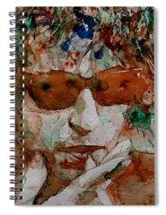 Songwriter Spiral Notebooks