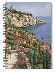 Landscape Paintings Spiral Notebooks