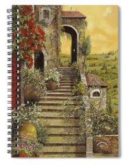 Heaven Spiral Notebooks