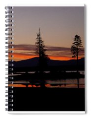 Designs Similar to Lake Almanor Sunset Triptych