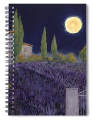 Night Spiral Notebooks