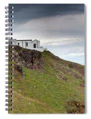 Foghorn Photographs Spiral Notebooks