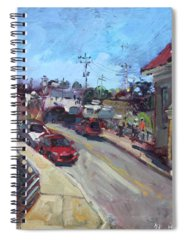 City Hall Paintings Spiral Notebooks