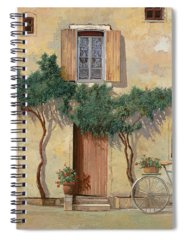 Cycling Spiral Notebooks