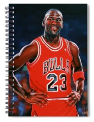 Shooting Paintings Spiral Notebooks