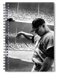 Sports Spiral Notebooks