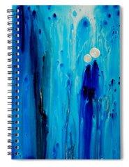 Spirituality Spiral Notebooks