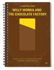 Industrial Spiral Notebooks